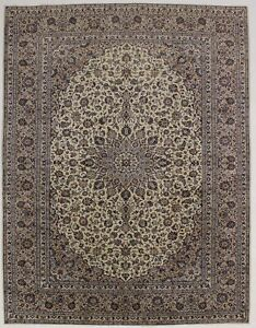 10x13 Large S Antique Beige Vintage Area Rug Persian Wool Oriental Decor Carpet