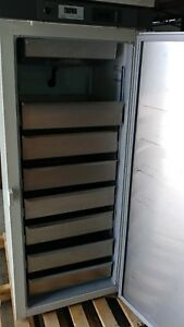 7 Drawer Freezer Reach In Commercial Deep Upright 3 f 28 f
