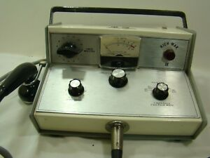 Vintage Rich mar Iv Rm iv Complete With Transducer