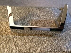New 1966 Ford Mustang Floor Console End Cap For A C Cars
