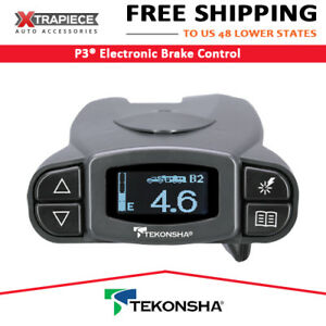Tekonsha P3 Electric Brake Control Proportional For 1 To 4 Axle Trailers