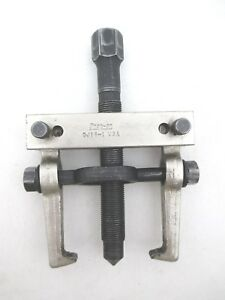 Snap On Gear Puller With 4 3 4 Yoke 4 1 2 Jaws 7 Forcing Screw Cj86 1