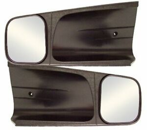 Cipa 10200 Chevrolet gmc Custom Pair Towing Mirrors