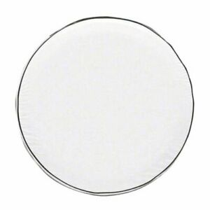 Classic Accessories 75130 Overdrive Custom Fit Spare Tire Cover White 26 75