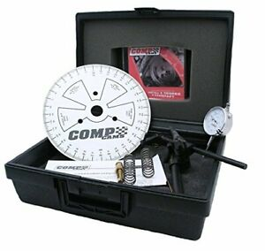 Comp Cams 4796 Camshaft Degree Kit 9 In