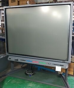 Mobile Smart Board Cart 66 Interactive Presentation Projection 2000i Smartboard