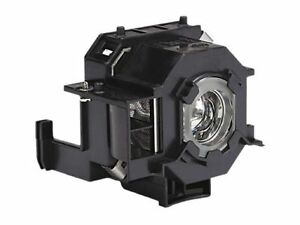 Epson Elplp41 Oem Lamp For Ex30 Ex70 Powerlite 77c 78 S5 S6 W6 Made By Epson