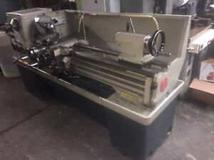 Clausing Colchester 15 X 50 Geared Head Engine Lathe Model 8031