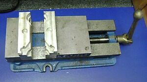 Kurt 6 Wide Milling Vise Very Nice Condition