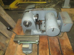 Hardinge Model Hsl 59 Floor Model Super Precision Speed Lathe Well Equipped