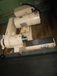 Ternstorm Swanson hardinge Type Hsl Speed Lathe Good Condition