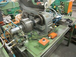 Hardinge Super Precision Speed Lathe Model Hsl 59 New 1989