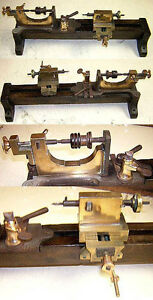 Antique Clock Watchmaker s Jeweler s Bow Lathe Circa 1850