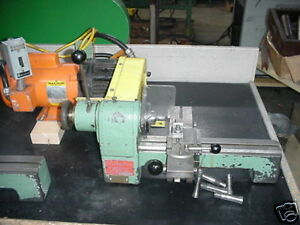 Derbyshire Model A Precision Bench Model Lathe 1 Phase