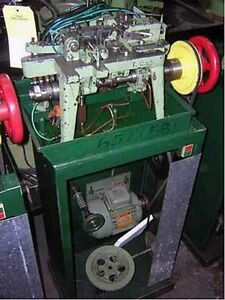 Fico Type Curb Style Cable Chain Making Machine With Turntable Stand