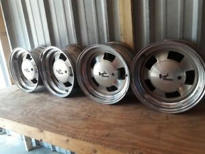 15 X 8 Boyds By Cragar Wheels Oem