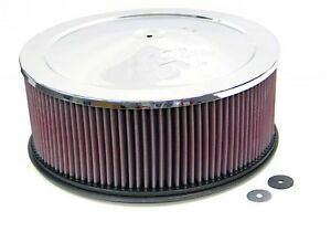 K N Filters 60 1245 Custom Air Cleaner Assembly