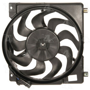 Radiator Fan Assembly Fits 1997 2001 Jeep Cherokee Parts Master Four Seasons