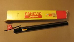 Sandvik Coromant R166 0kf 25 16 1 X 11 3 4 Internal Threading Bar Indexable