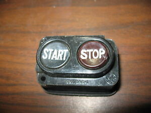 Nnb Ge 4982698 G1 Start Stop Push Button