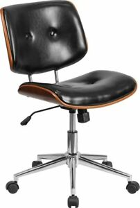 George Oliver Crotts Mid back Ergonomic Office Chair