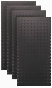 Triton Products Custom Painted Heavy Duty Tempered Round Hole Pegboards