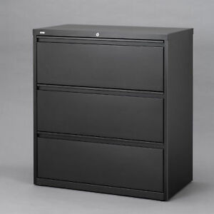 Commclad 3 drawer Lateral File