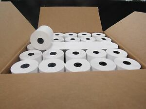 30 Rolls 3 1 8 X 230 Thermal Receipt Paper Pos Cash Register Tt3230 Tiger 318