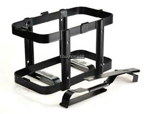 Universal Steel Jerry Gas Gasoline Can Holder For 5 Gallon 20l Cap Bracket