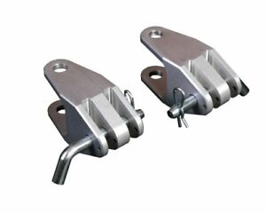 Nsa Rv Products clevis blue Ox Blue Ox Tow Bar Clevis For Baseplates