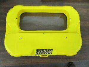 Optima Yellow Top Battery Cover For D34 78 All Parts Install Guide New