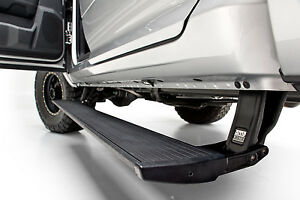 Amp Powerstep Retractable Running Board For 2018 Nissan Titan Xd 75120 01a