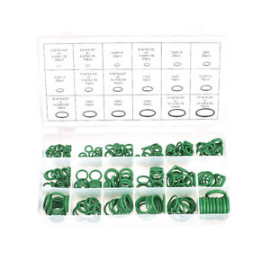 270pcs Auto Car Assortment O Ring Air Conditioning A C System Sealable Kit Tools