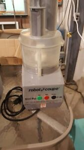 Robot Coupe R100 Commercial Food Processor