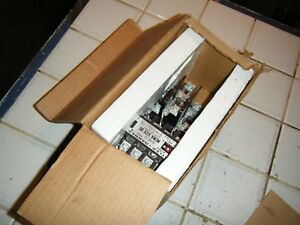 Cutler Hammer Ch Ac Magnetic Electric Motor Starter Contactor Size 00 Control