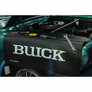 Buick Name Fender Grip Cover 22 X 34 Non slip Material