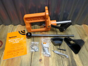 Lyman Orange Crusher Reloading Press & Instruction Book