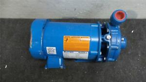 Goulds Water 1bf20712 3 4 Hp 3500 Rpm 120 240vac 60 Ft Max Head Centrifugal Pump