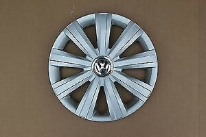 Vw Jetta S 2011 2012 2013 2014 15 Hubcap Wheel Cover 5c0601147vzn 61562