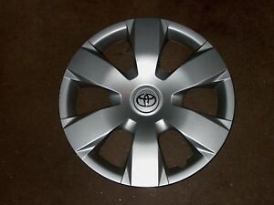Toyota Camry 07 11 4260206010 4260206020 16 Hubcap Wheel Cover 61137