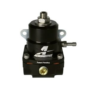 Aeromotive P n 13139 A1000 Gen2 Efi Billet Fuel Pressure Regulator 8an 6an