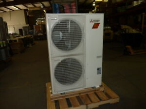 New Mitsubishi puz ha30nha5 Hyper Heating 30k Btu Split system Heat Pump