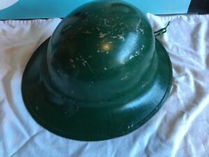 Vintage United States Steel Hard Hat Industrial Helmet Skullgard Please Read