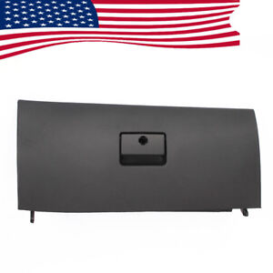 Black Us Ship Door Lid Glove Box Cover For Vw Golf Jetta A4 Mk4 Bora 2003 2005