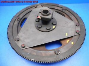 1978 1982 Porsche 928 Automatic Transmission Flywheel W Flex Plate