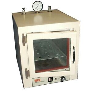 Napco 5831 Vacuum Oven Stainless Steel 8x12x8 Interior W shelf 35 200 c 120v