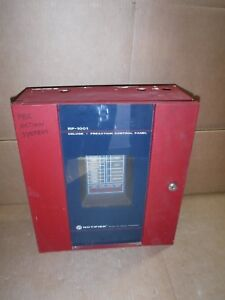 Notifier Rp 1001 Fire Alarm Control Panel Control Center