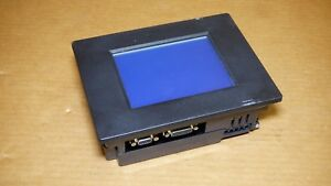 Avg Automation Direct Touch Screen Display Operator Interface Ezp s6w rs