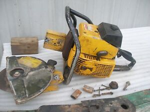 Partner K12s Concrete Saw Cut Off Saw Parts K1200 My 1