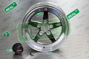 Weld Rt S Rts S71 15x8 S71 Black Center 5x114 3 For Nissan 240sx S14 95 99 Wheel
